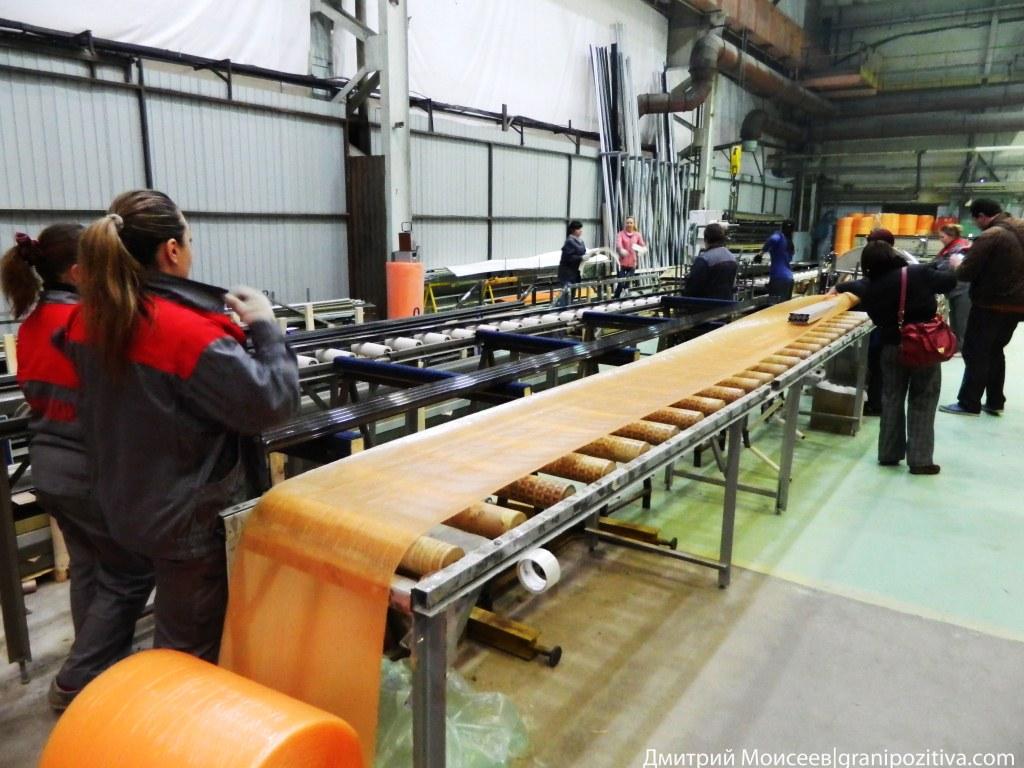 упаковка готового профиля на заводе найди в ижевске