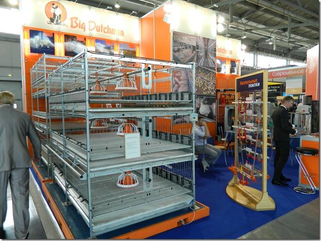 оборудование для птицефабрики на Иннопроме