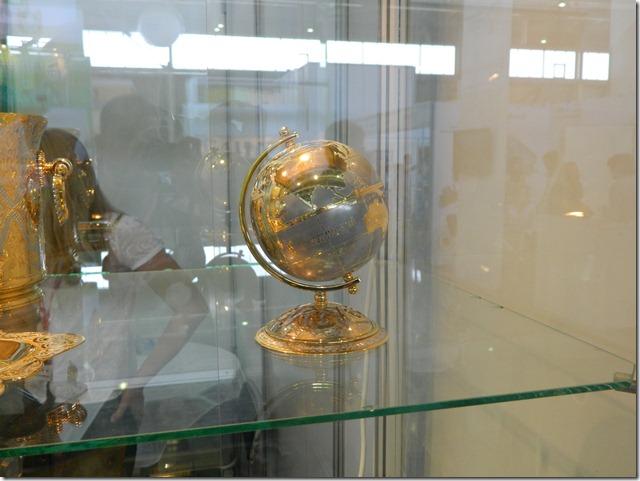 золотой глобус на Иннопроме
