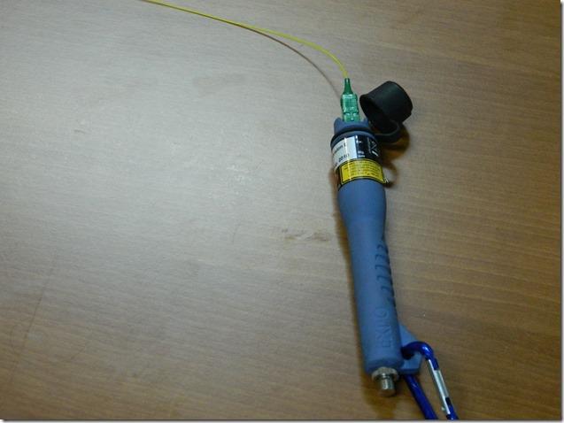 Визуализатор оптоволокна