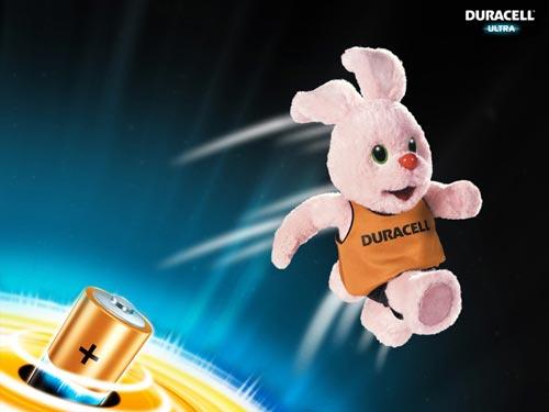 Кролик Duracell в космосе