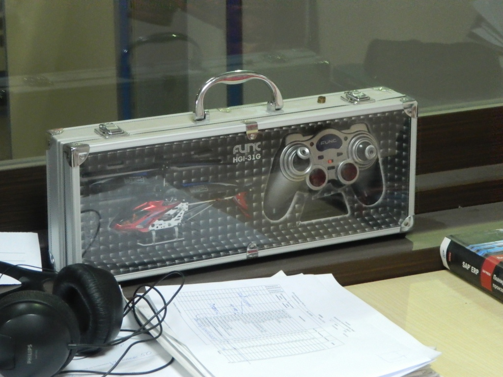 радиоуправляемый вертолет в чемодане на заводе найди в ижевске