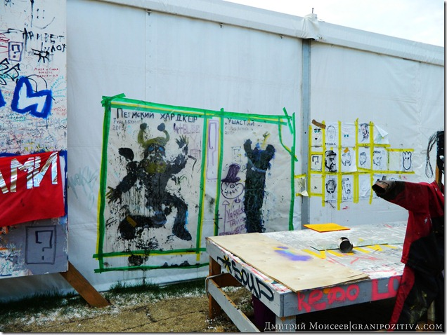 детский городок на фестивале белые ночи в перми