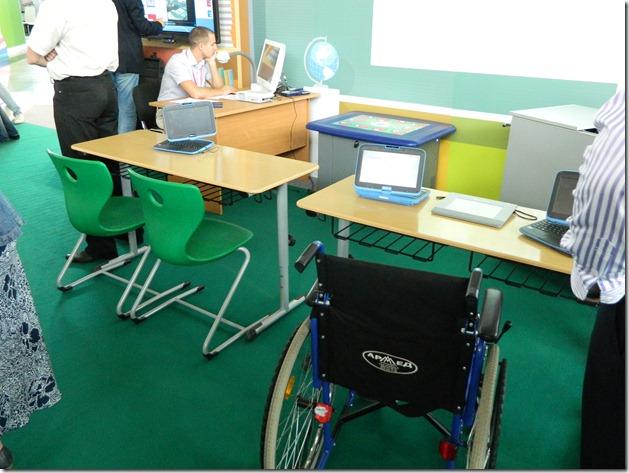 Мебель для инвалидов на Иннопроме