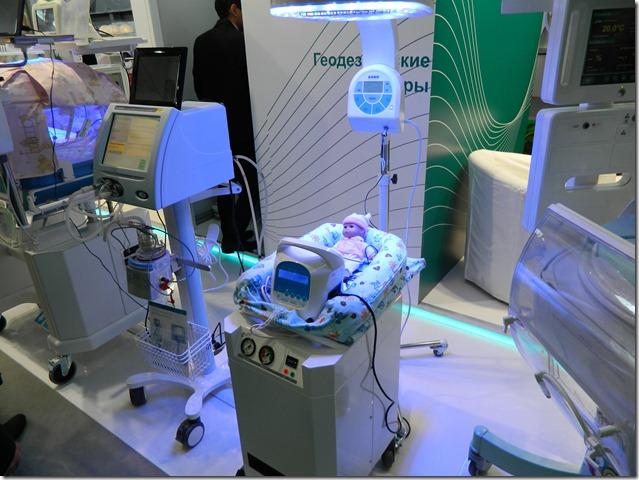 Аппарат для реанимации новорожденных на иннопроме