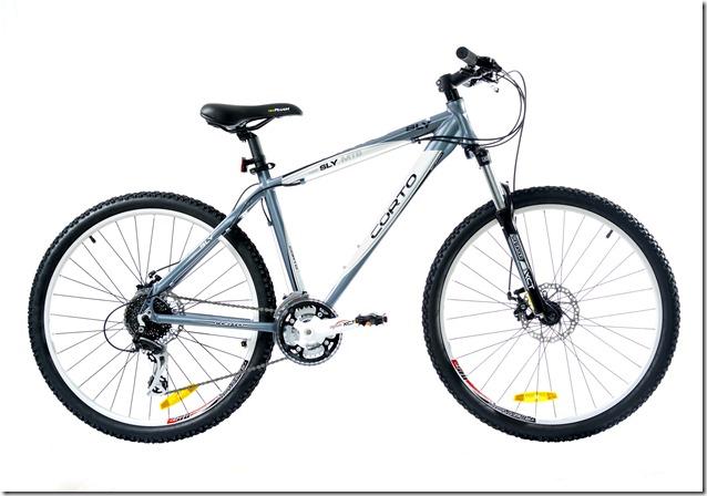 Фото велосипеда corto sly 21