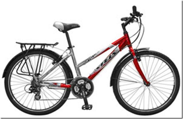 Велосипед Stels без амортизаторов