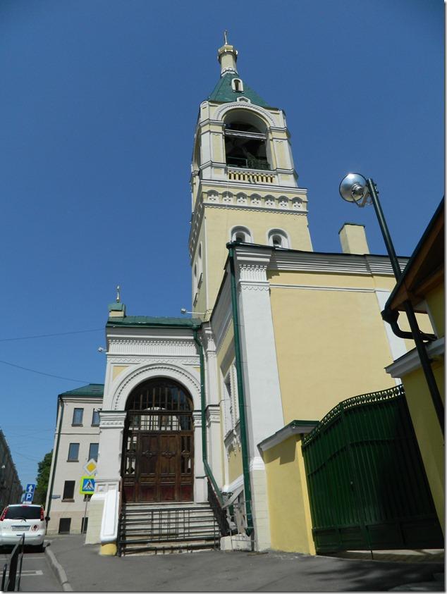 Фото церкви в Москве