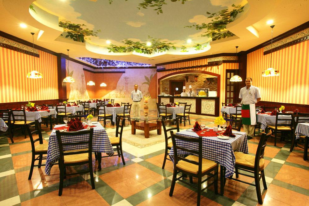 Rehana Sharm Resort 4 Итальянский ресторан