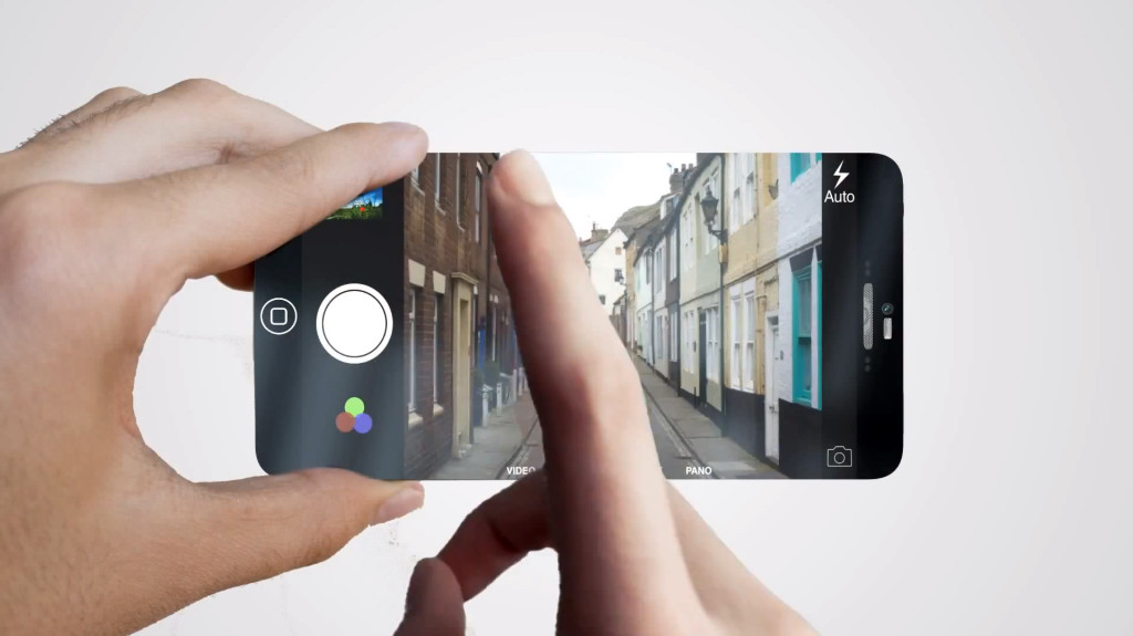 iphone6 запись видео