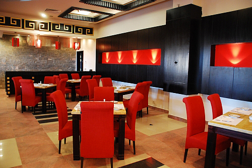 Мексиканский ресторан отеля rehana sharm resort 4