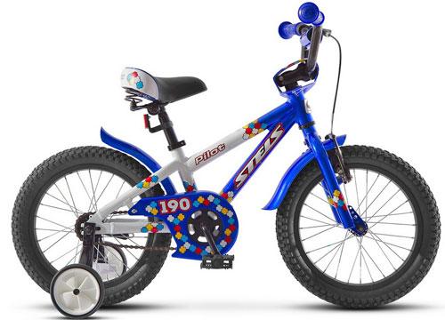 четырехколесный велосипед для дошкольного возраста