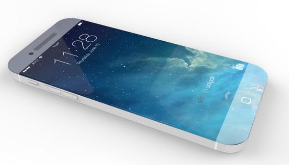 Предполагаемое фото Айфона 6S